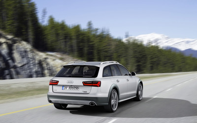 2015 Audi A6 allroad quattro [3] wallpaper