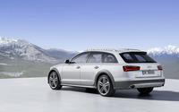 2015 Audi A6 Quattro [2] wallpaper 2560x1600 jpg
