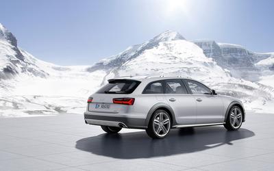 2015 Audi A6 Quattro [3] wallpaper
