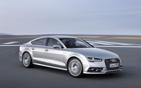 2015 Audi A7 [8] wallpaper 2560x1600 jpg