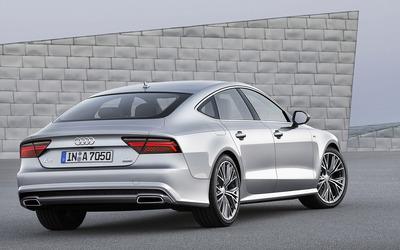 2015 Audi A7 [10] wallpaper
