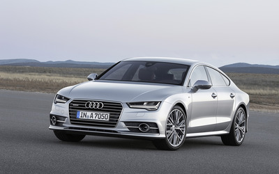 2015 Audi A7 wallpaper
