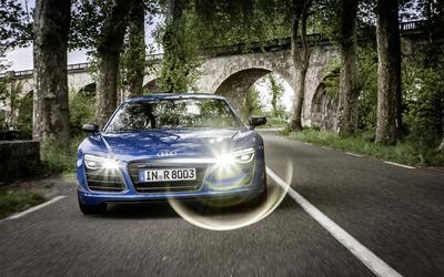 2015 Audi R8 wallpaper