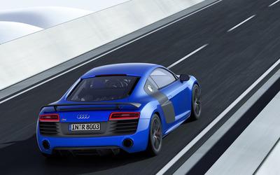 2015 Audi R8 [12] wallpaper