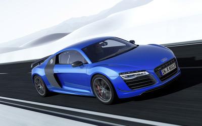 2015 Audi R8 [7] wallpaper