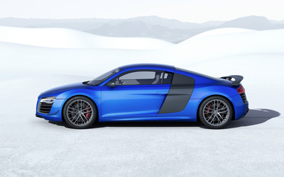 2015 Audi R8 [6] wallpaper