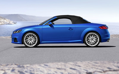 2015 Audi TT Roadster [14] wallpaper