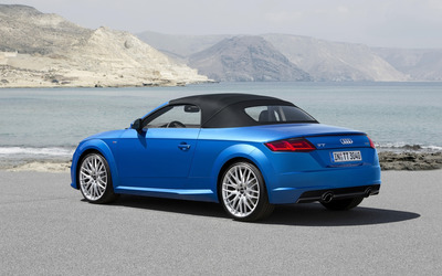 2015 Audi TT Roadster [16] wallpaper