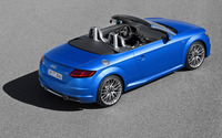 2015 Audi TT Roadster [9] wallpaper 2560x1600 jpg