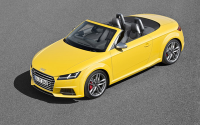 2015 Audi TT Roadster [2] wallpaper