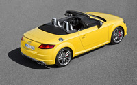 2015 Audi TT Roadster [13] wallpaper 2560x1600 jpg