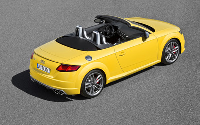 2015 Audi TT Roadster [13] wallpaper