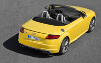 2015 Audi TT Roadster [15] wallpaper 2560x1600 jpg