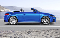 2015 Audi TT Roadster [8] wallpaper 2560x1600 jpg