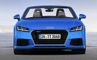 2015 Audi TT Roadster [5] wallpaper 2560x1600 jpg
