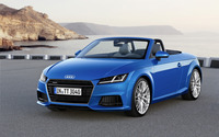 2015 Audi TT Roadster wallpaper 2560x1600 jpg