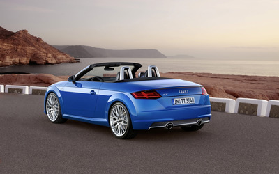 2015 Audi TT Roadster [10] wallpaper