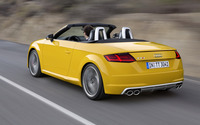2015 Audi TTS Roadster wallpaper 2560x1600 jpg