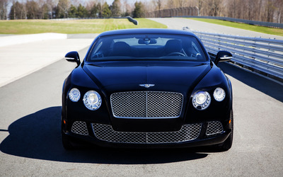 2015 Bentley Continental [3] wallpaper