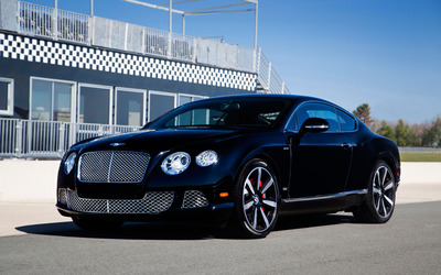 2015 Bentley Continental wallpaper