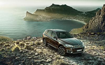 2015 BMW X5 wallpaper