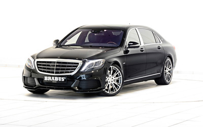 2015 Brabus 900 front view wallpaper