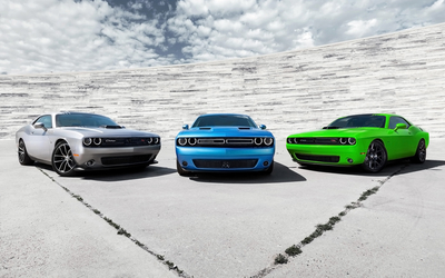 2015 Dodge Challenger [2] wallpaper