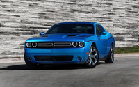 2015 Dodge Challenger wallpaper 2560x1440 jpg