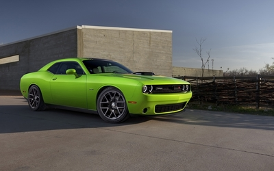 2015 Dodge Challenger [3] wallpaper