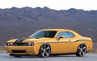 2015 Dodge Challenger SRT wallpaper 1920x1080 jpg
