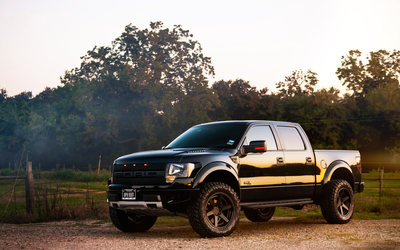 2015 Ford F-150 SVT Raptor wallpaper