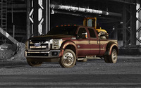 2015 Ford F-Series Super Duty wallpaper 2560x1600 jpg