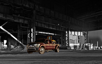 2015 Ford F-Series Super Duty [2] wallpaper