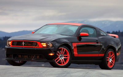 2015 Ford Mustang Boss 302 wallpaper