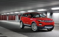 2015 Land Rover Range Rover Evoque side view wallpaper 1920x1080 jpg