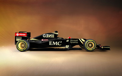 Lotus F1 [5] wallpaper