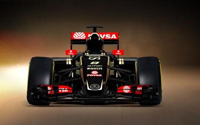Lotus F1 [4] wallpaper