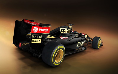 Lotus F1 [6] wallpaper