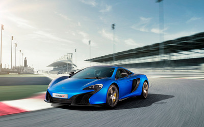 2015 McLaren 650S Coupe [3] wallpaper