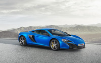 2015 McLaren 650S Coupe wallpaper 3840x2160 jpg
