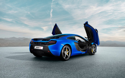 2015 McLaren 650S Coupe [2] wallpaper