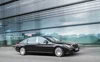 2015 Mercedes-Maybach S600 [15] wallpaper 2560x1600 jpg