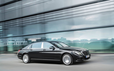 2015 Mercedes-Maybach S600 [15] wallpaper