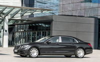 2015 Mercedes-Maybach S600 [17] wallpaper 2560x1600 jpg