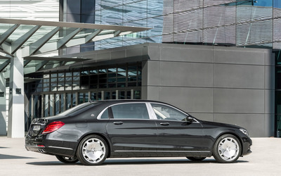 2015 Mercedes-Maybach S600 [14] wallpaper