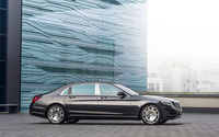 2015 Mercedes-Maybach S600 [10] wallpaper 2560x1600 jpg