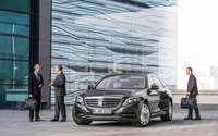 2015 Mercedes-Maybach S600 [13] wallpaper 2560x1600 jpg