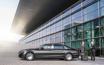 2015 Mercedes-Maybach S600 [18] wallpaper