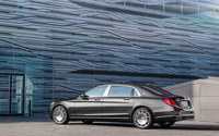 2015 Mercedes-Maybach S600 [16] wallpaper 2560x1600 jpg