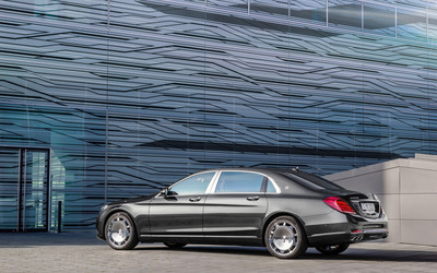 2015 Mercedes-Maybach S600 [16] wallpaper